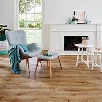What is vinyl sheet flooring?
