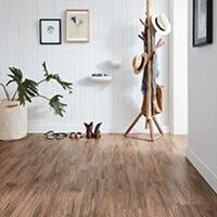 Which vinyl sheet flooring easy to maintain?