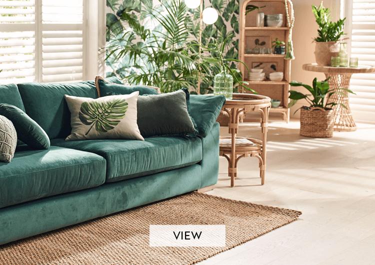loungeroom with rug