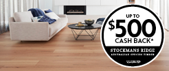 stockmans ridge cash back carpet court