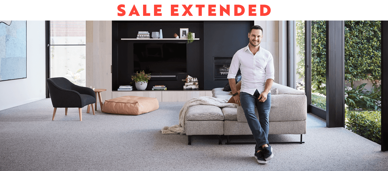 carpet trends sale extended
