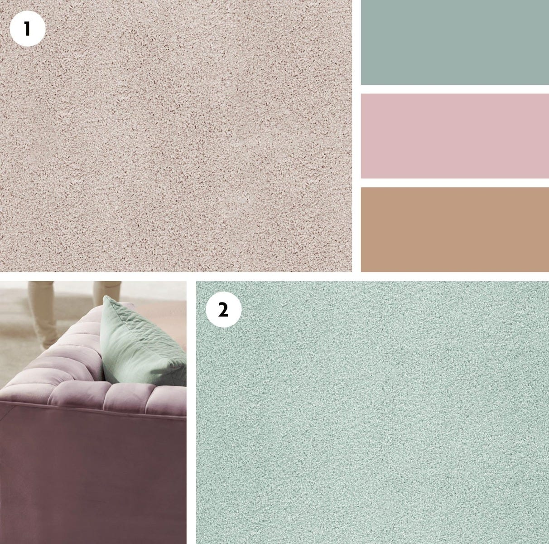 Modern Pastels | Carpet Court