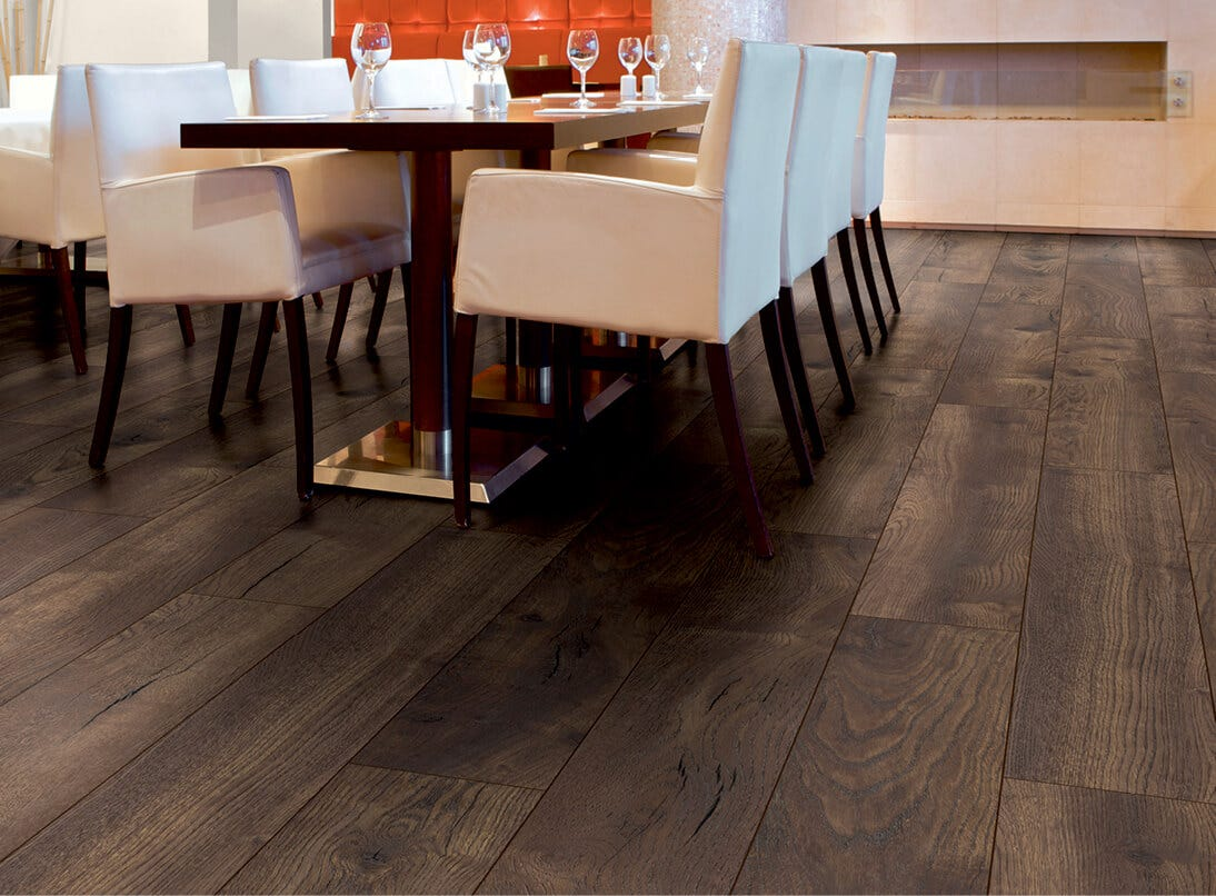 new flooring in store