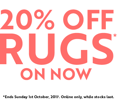 rug sale on now
