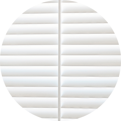 Shutters Pure White | The Block