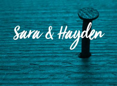 The Block 2018 | Sara & Hayden