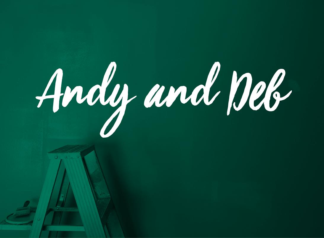 The Block 2019 | Andy Deb
