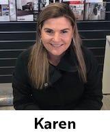 Karen at Holden Hill Carpet Court