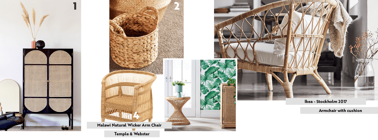 Retro rattan and wicked wicker | Style Stories